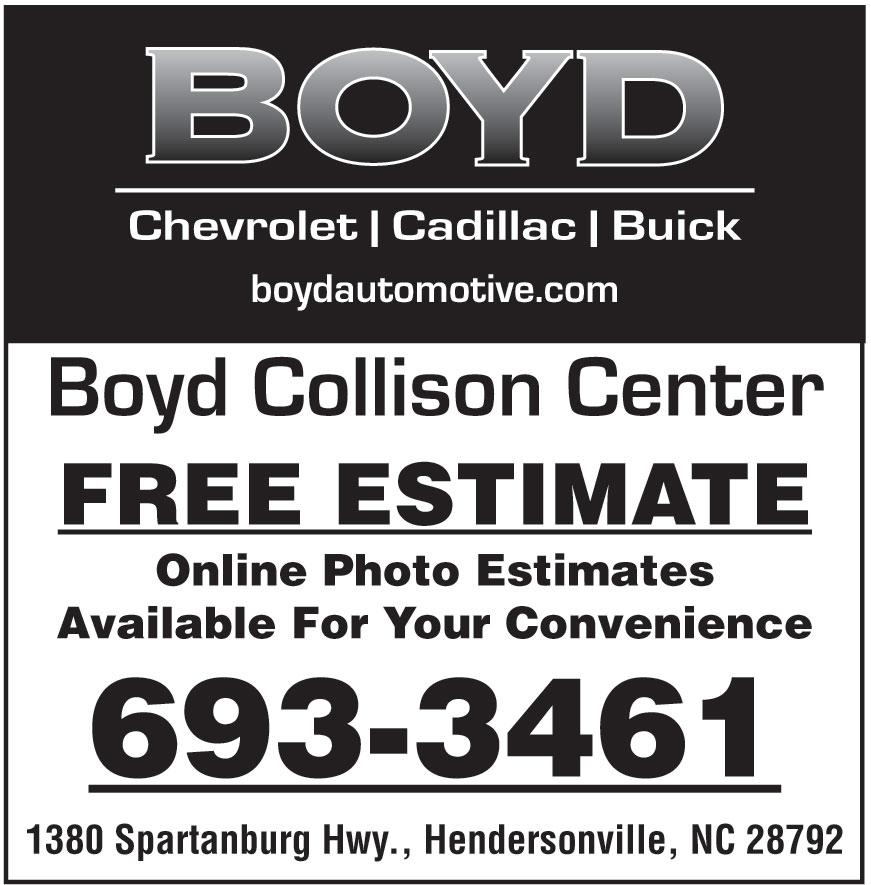 BOYD COLLISON