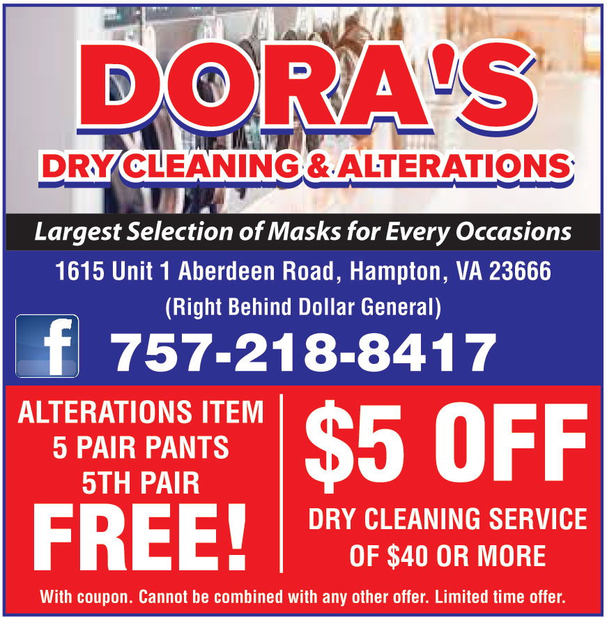 DORAS DRY CLEANING AND ALTERATIONS