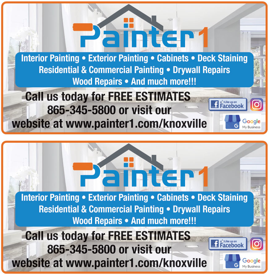 PAINTER 1 OF KNOXVILLE