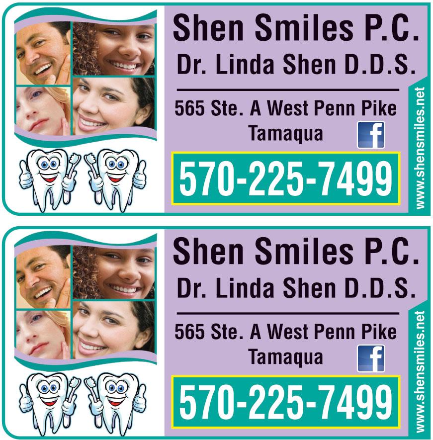 SHEN SMILES P C