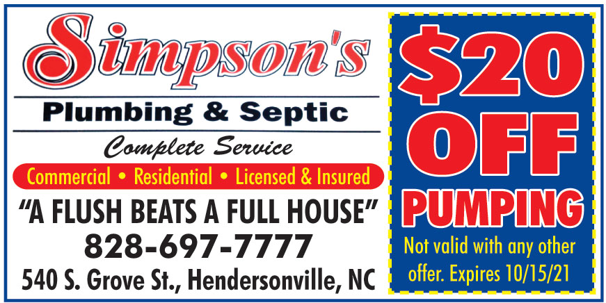 SIMPSONS PLUMBING AND SEP