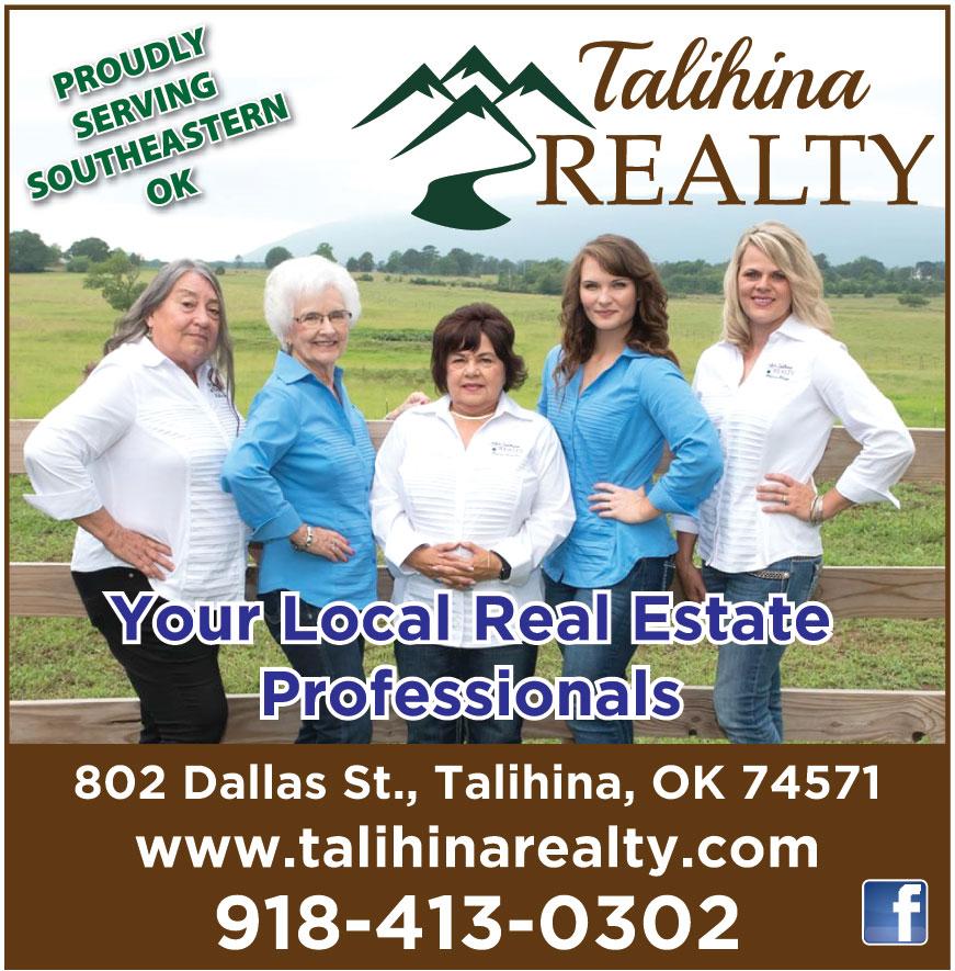TALIHINA REALTY