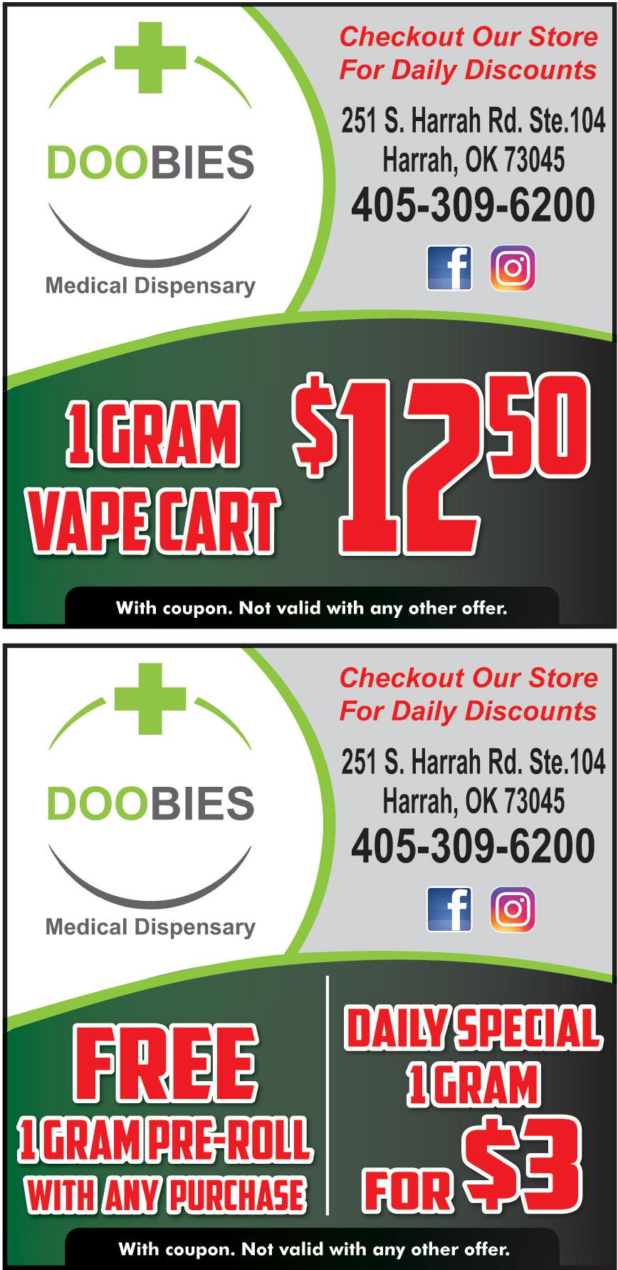 DOOBIES LLC