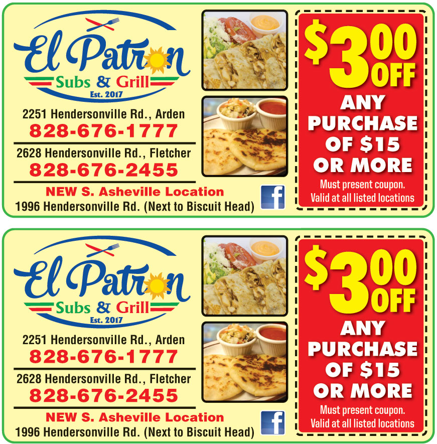 EL PATRON SUBS AND GRILL