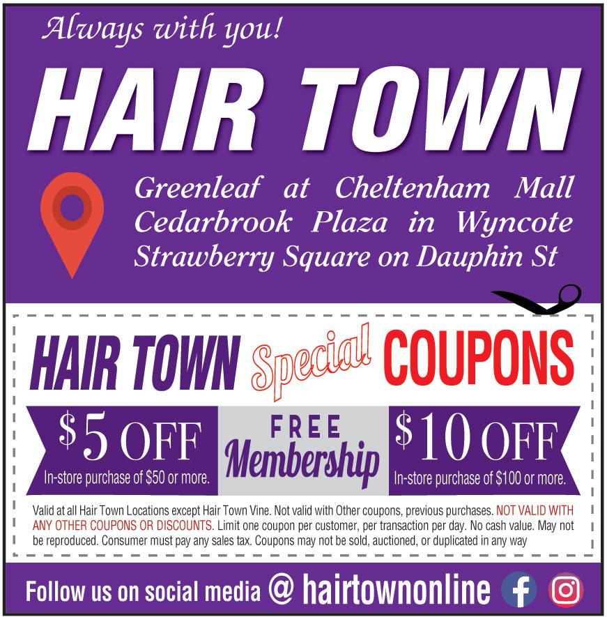 HAIR TOWN SUPER CENTER