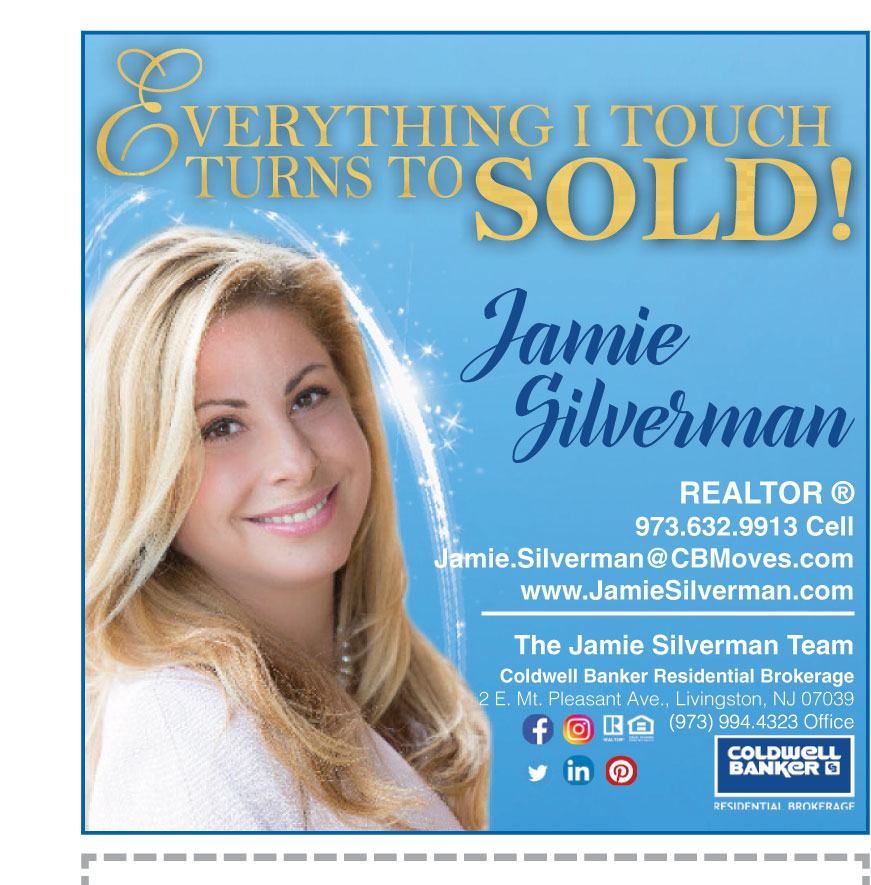 JAMIE SILVERMAN OF COLD