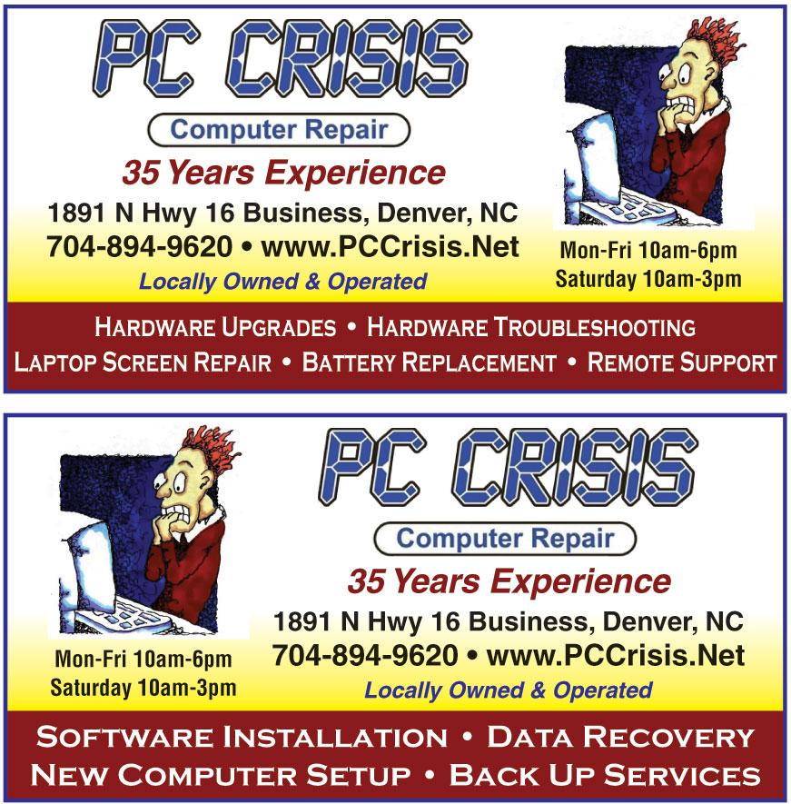PC CRISIS