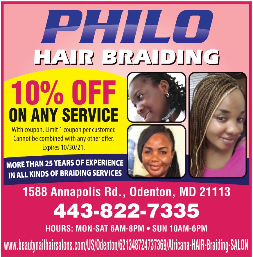 PHILO BRAIDING