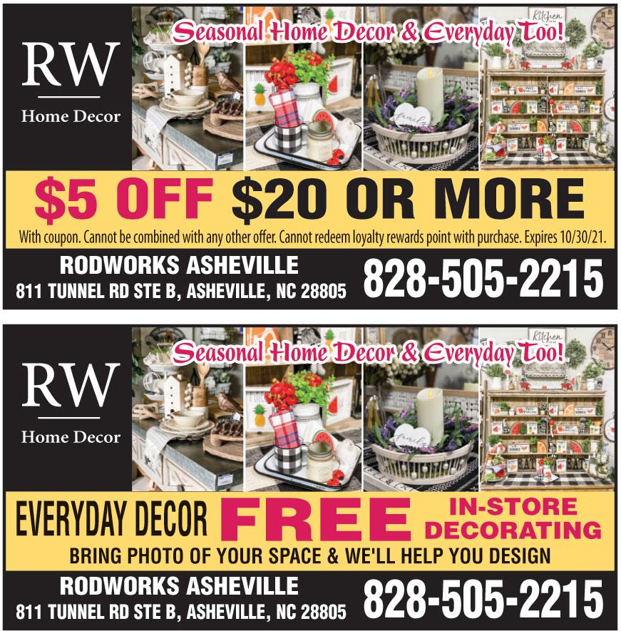ROD WORKS ASHEVILLE LLC