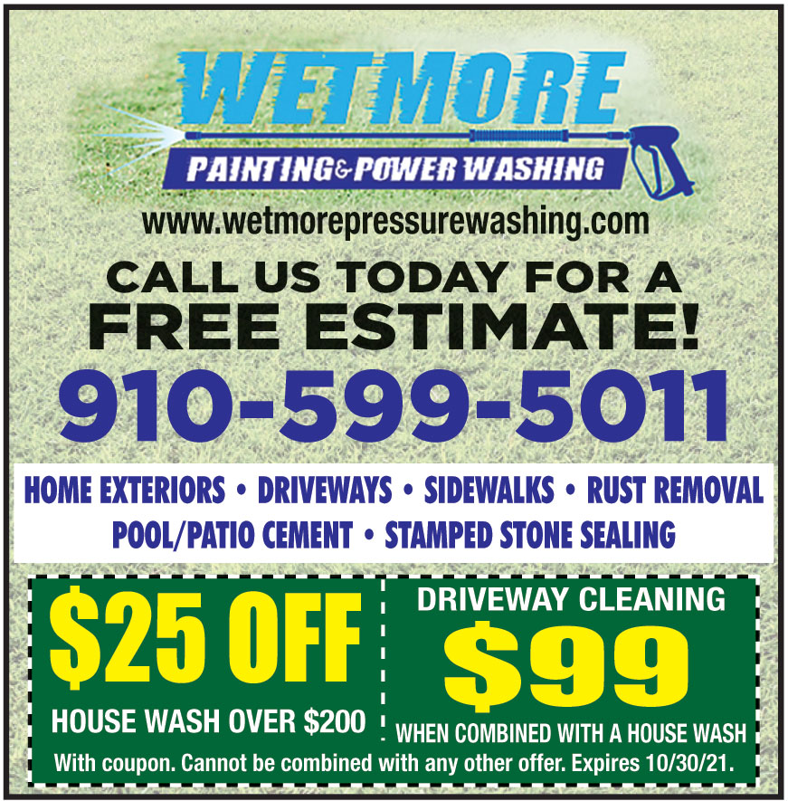 WETMORE PAINTING AND POWE