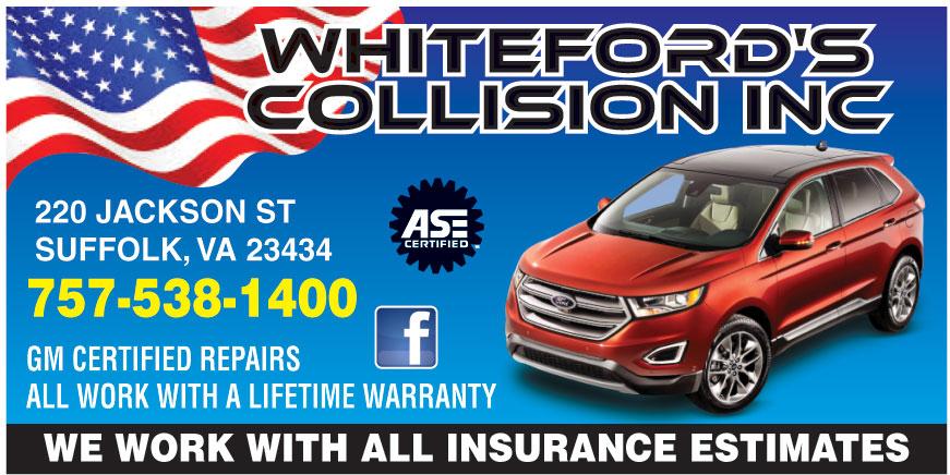 WHITEFORD COLLISION LLC