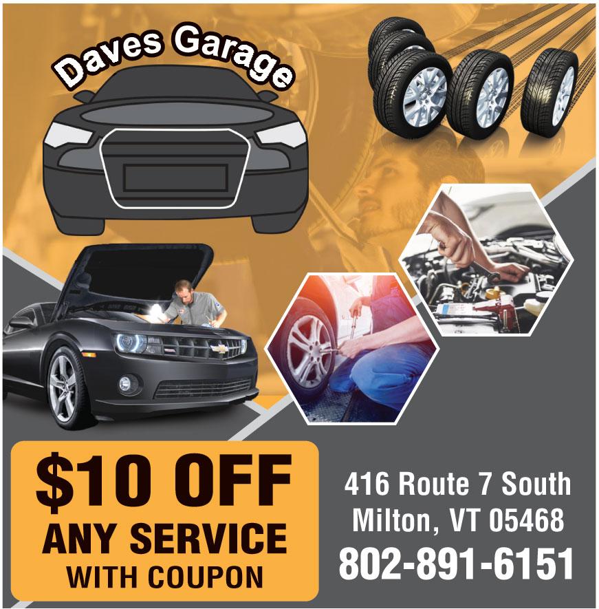DAVES GARAGE