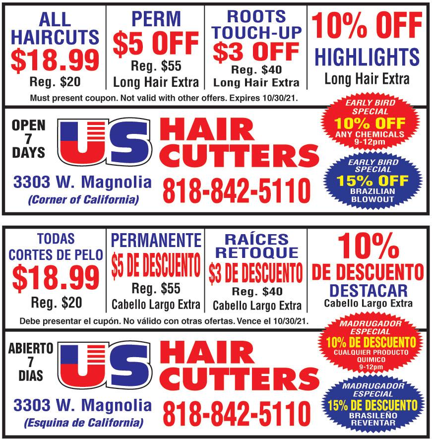 US HAIR CUTTERS