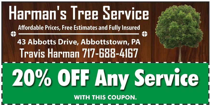 HARMANS TREE SERVICE