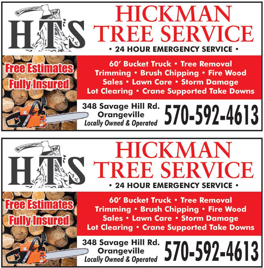 HICKMAN TREE SERVICE