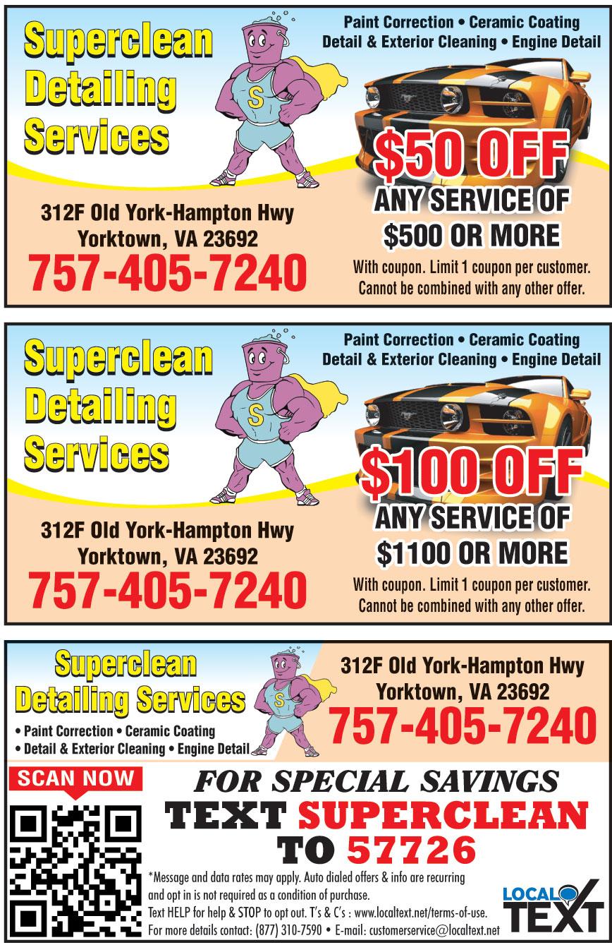 SUPER DETTAILING SERVICES