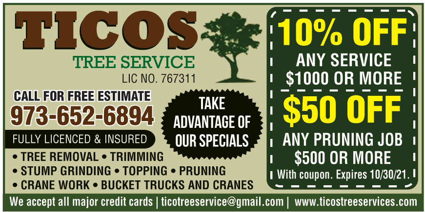 TICOS TREE SERVICE