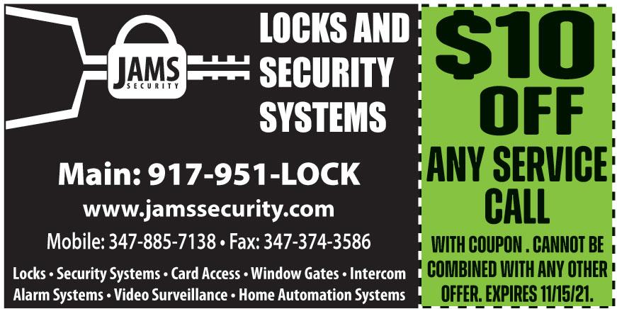 JAMS SECURITY