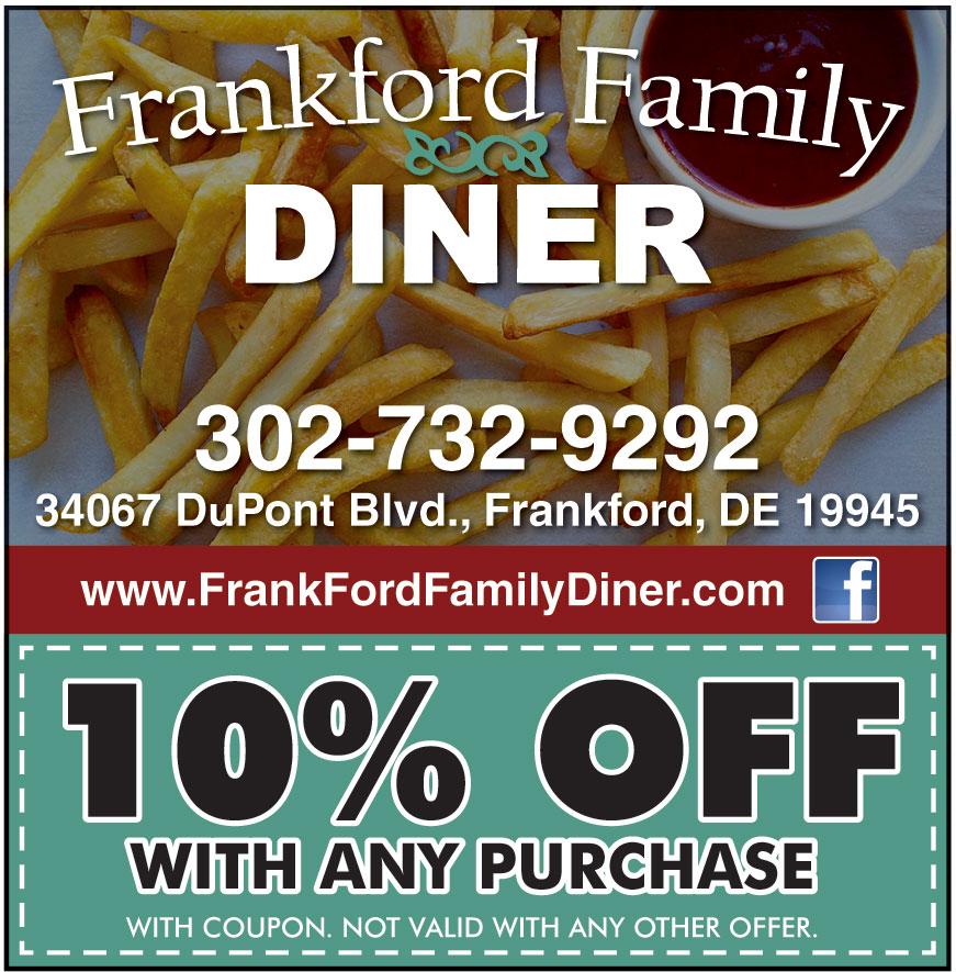 FRANKFORD FAMILY DINER