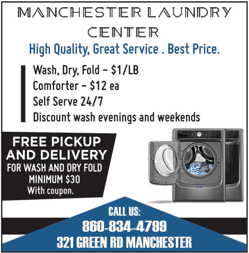 MANCHESTER LAUNDRY CENTER