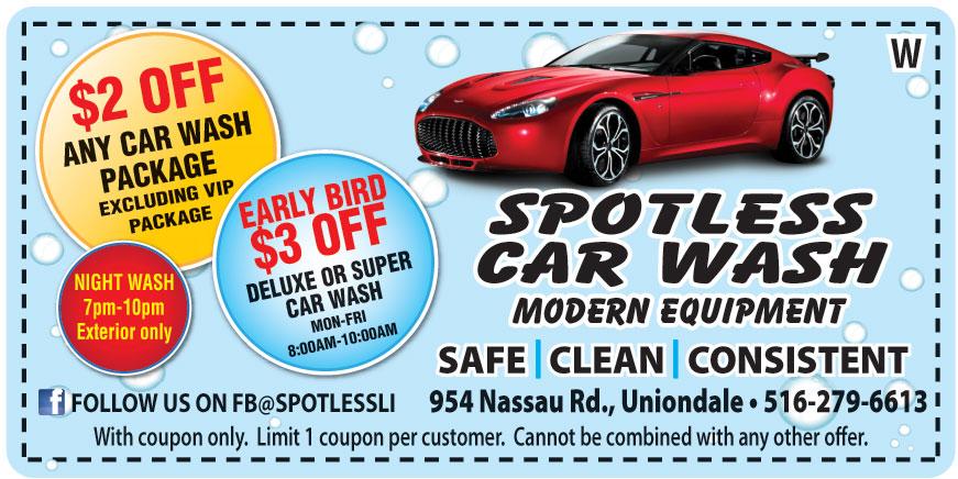 SPOTLESS CAR WASH