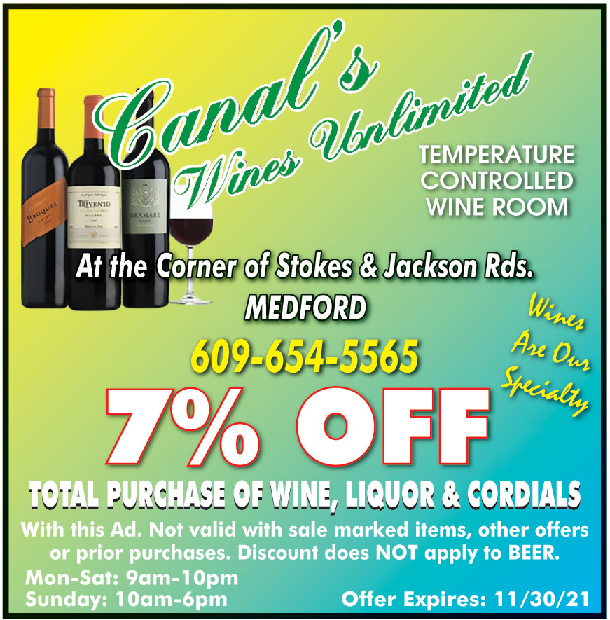 CANALS WINES UNLIMITED