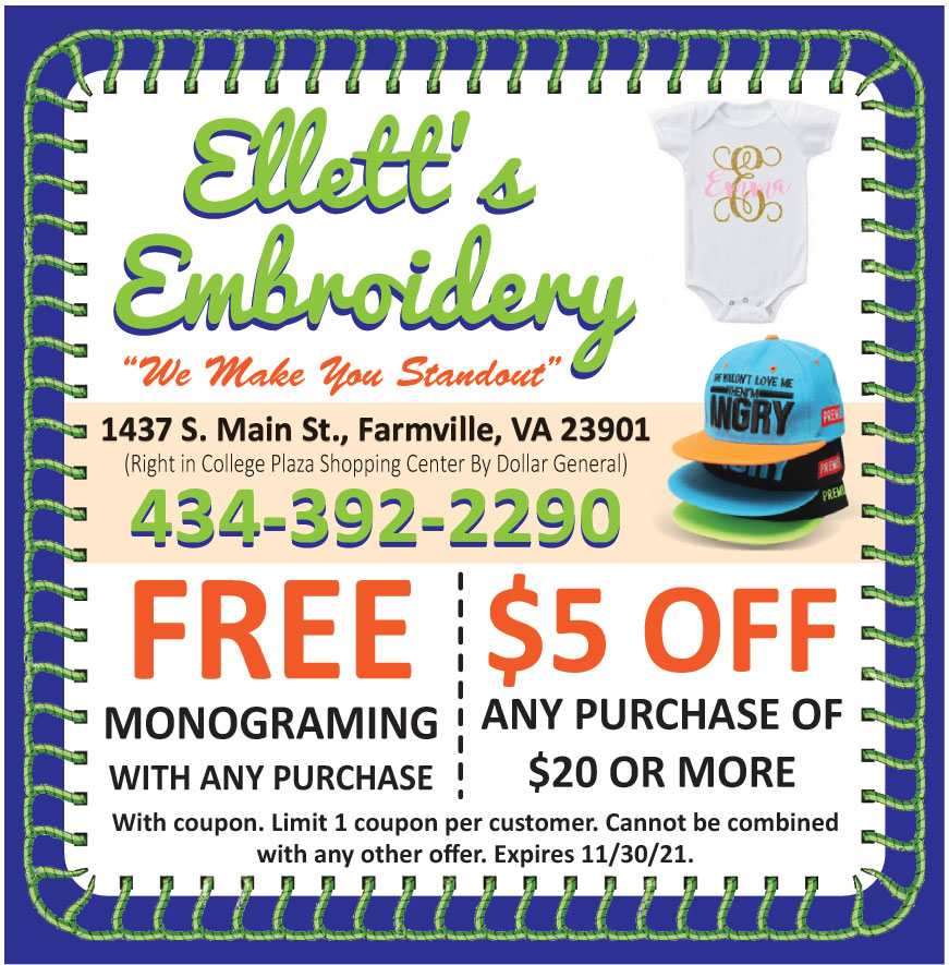 ELLETTS EMBROIDERY