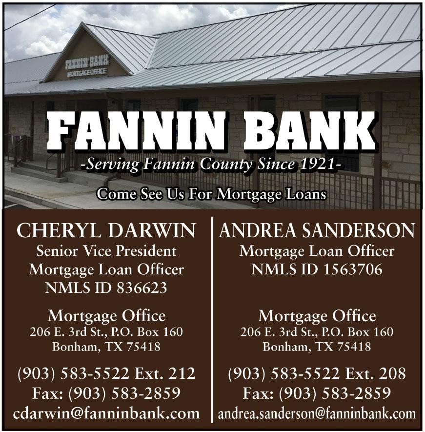 FANNIN BANK