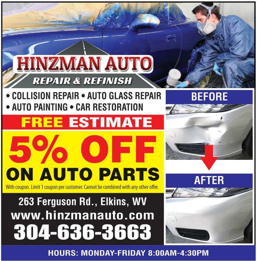 HINZMAN AUTO REPAIR