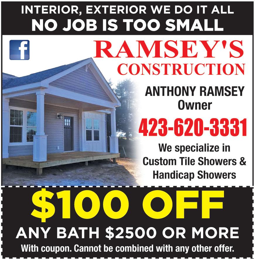 RAMSEYS CONSTRUCTION