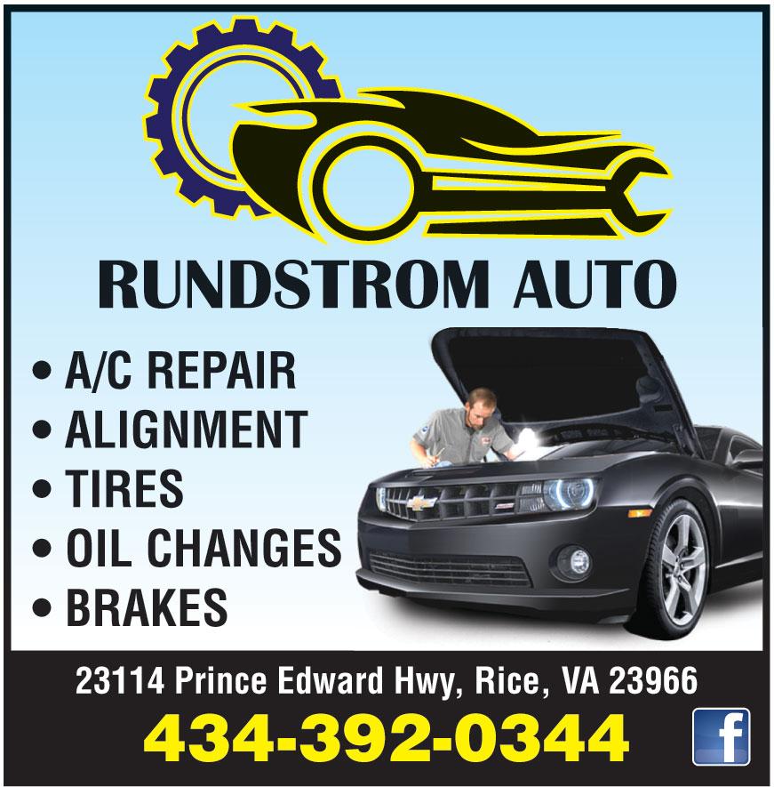 RUNDSTROM AUTO LLC
