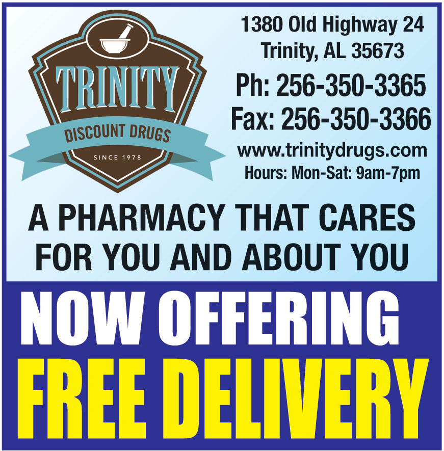 TRINITY DISCOUNT DRUGS