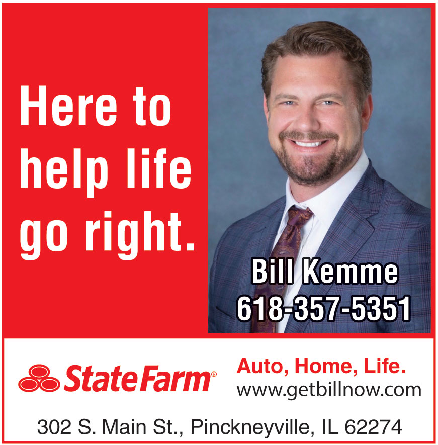 BILL KEMME STATE FARM