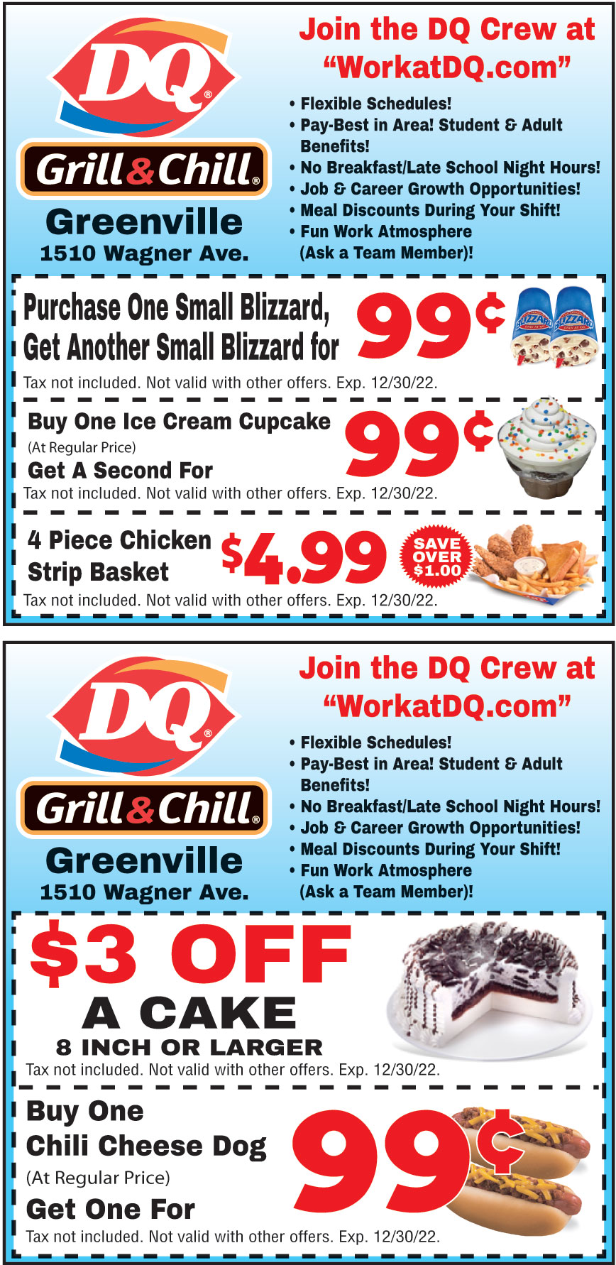 DAIRY QUEEN GRILL