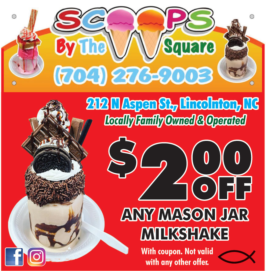 SCOOPS BY THE SQUARE