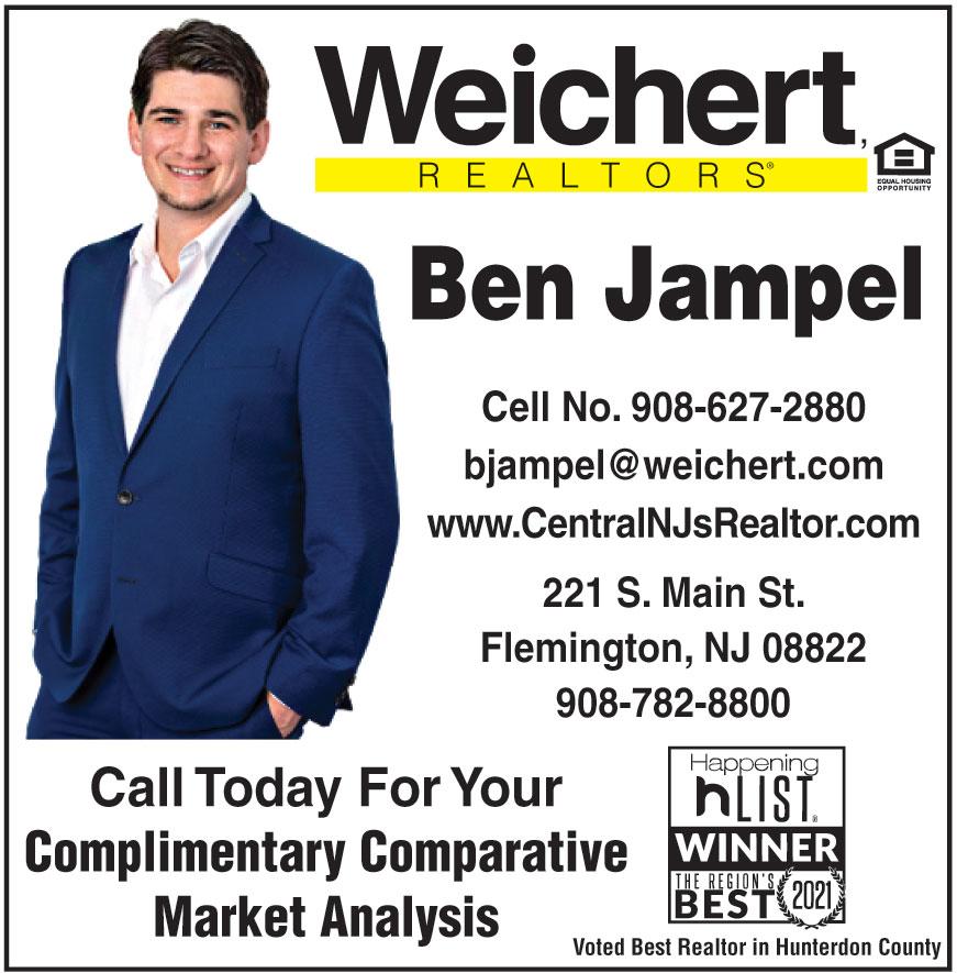 BENJAMIN JAMPEL OF WEICHE
