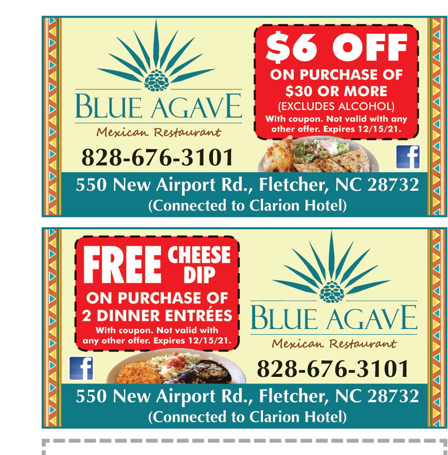 BLUE AGAVE MEXICAN
