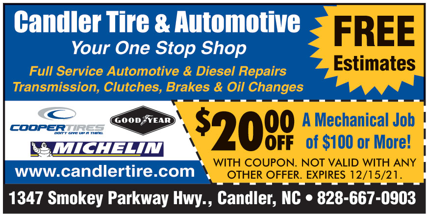 CANDLER TIRE AND AUTOMOTI