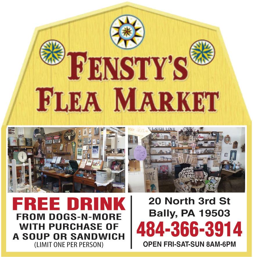 FENSTYS FLEA MARKET