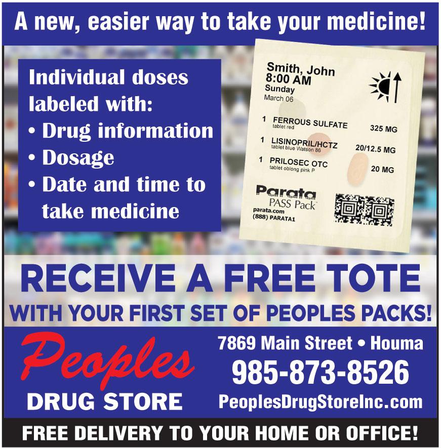 PEOPLES DRUG STORE