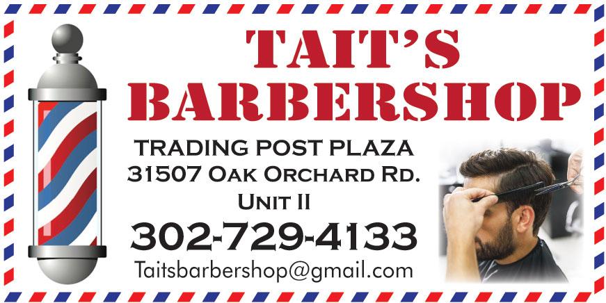 TAITS BARBERSHOP
