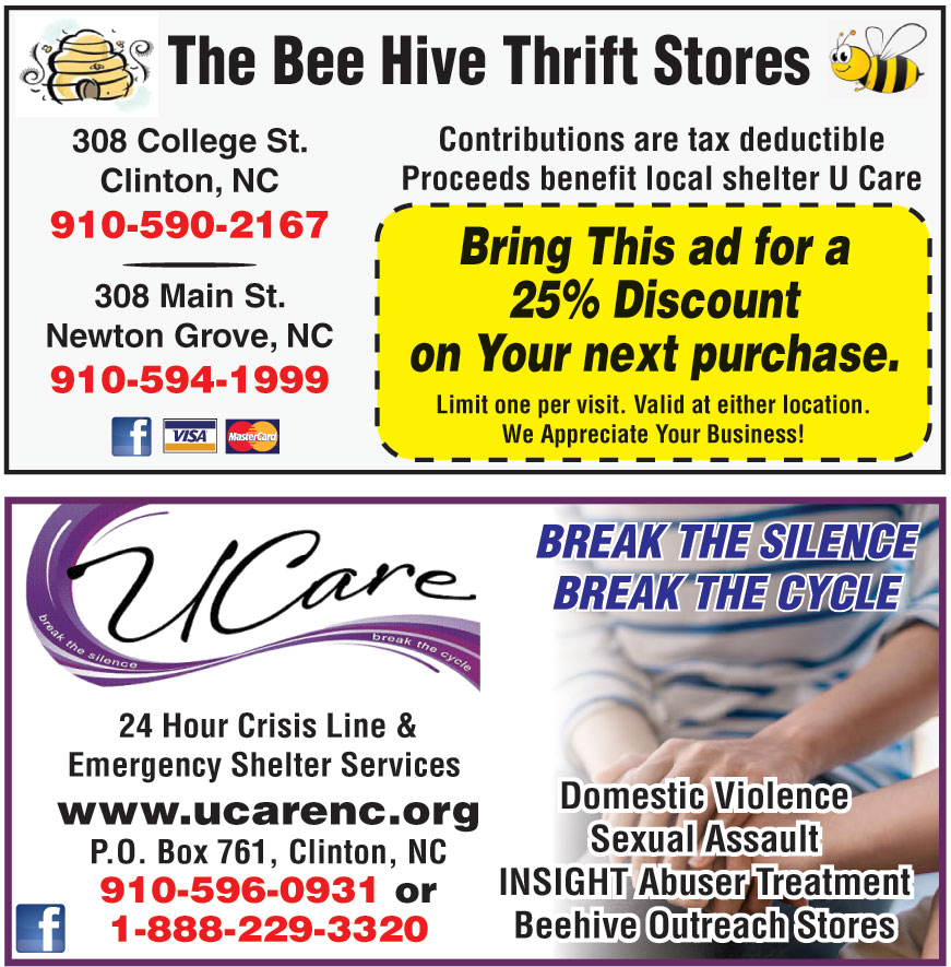 UCARE THE BEE HIVE THRIFT