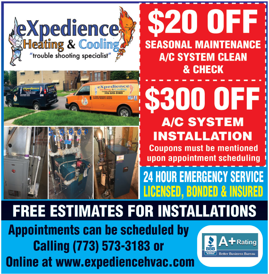 EXPEDIENCE HEATING AND CO