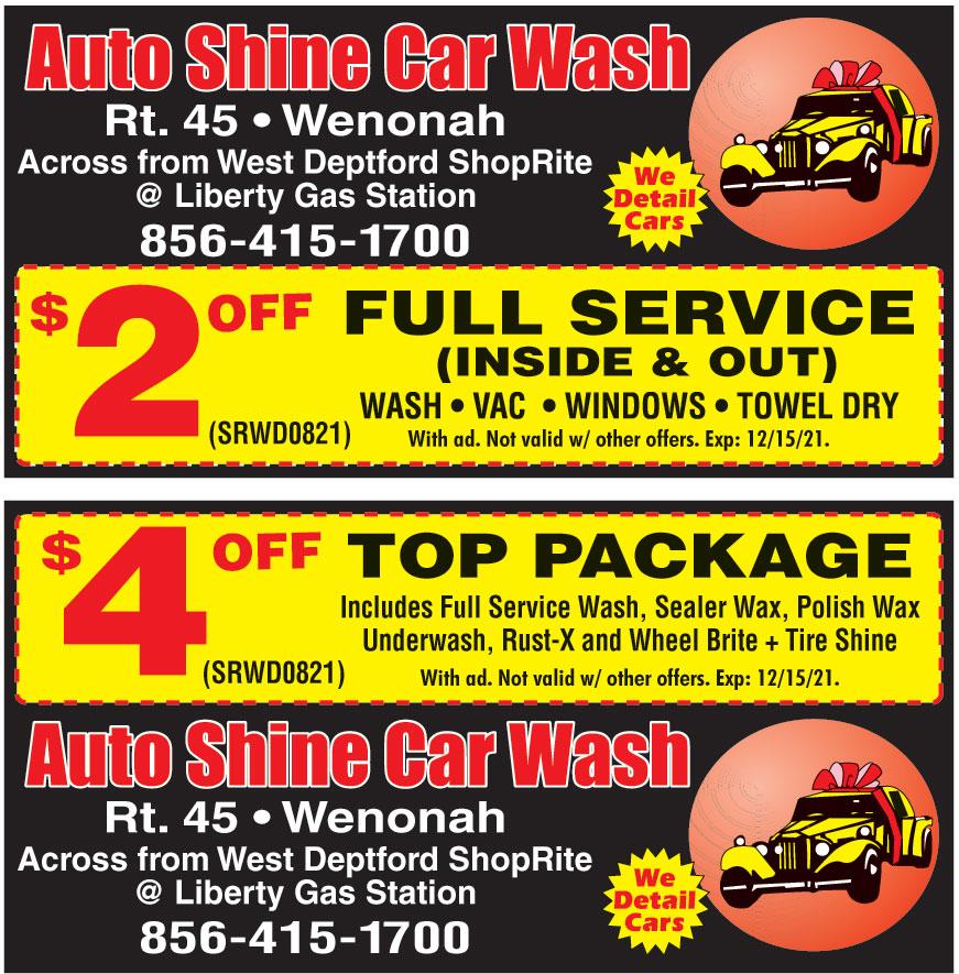AUTO SHINE CAR WASH