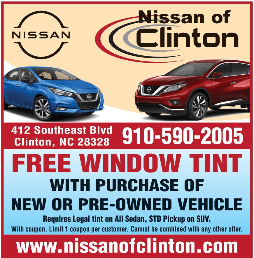 NISSAN OF CLINTON