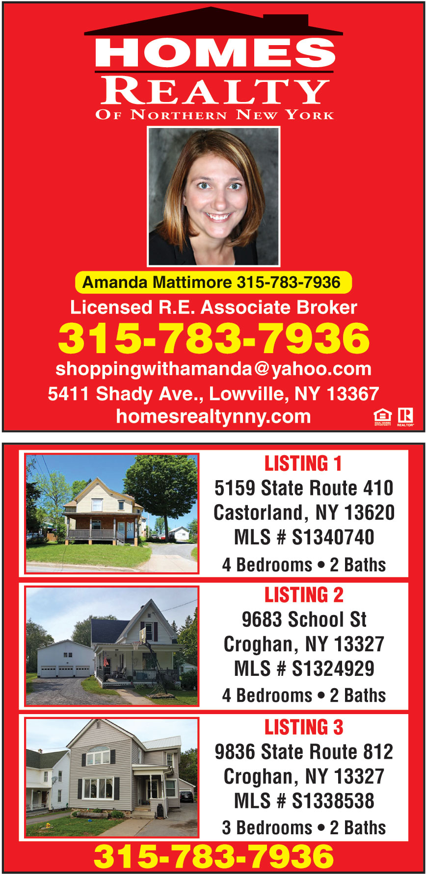HOMES REALTY OF NORTHERN