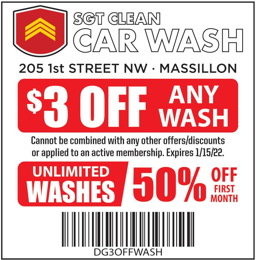 SGT CLEAN CAR WASH