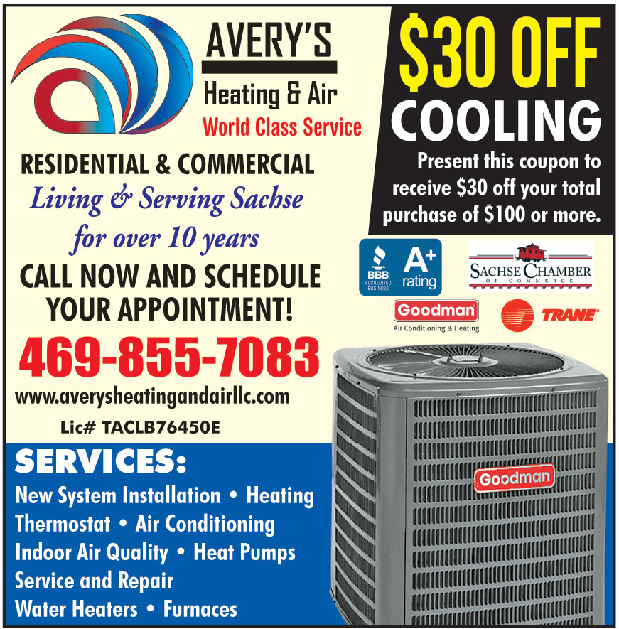 AVERYS HEATING AND AIR
