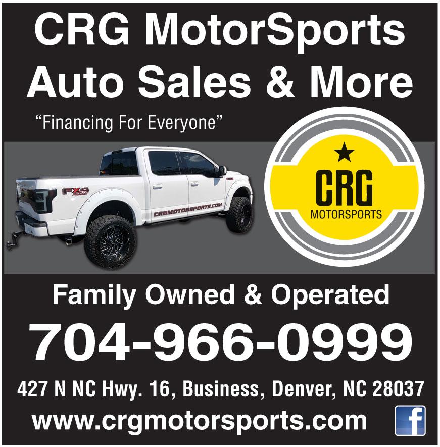 CRG MOTORSPORTS