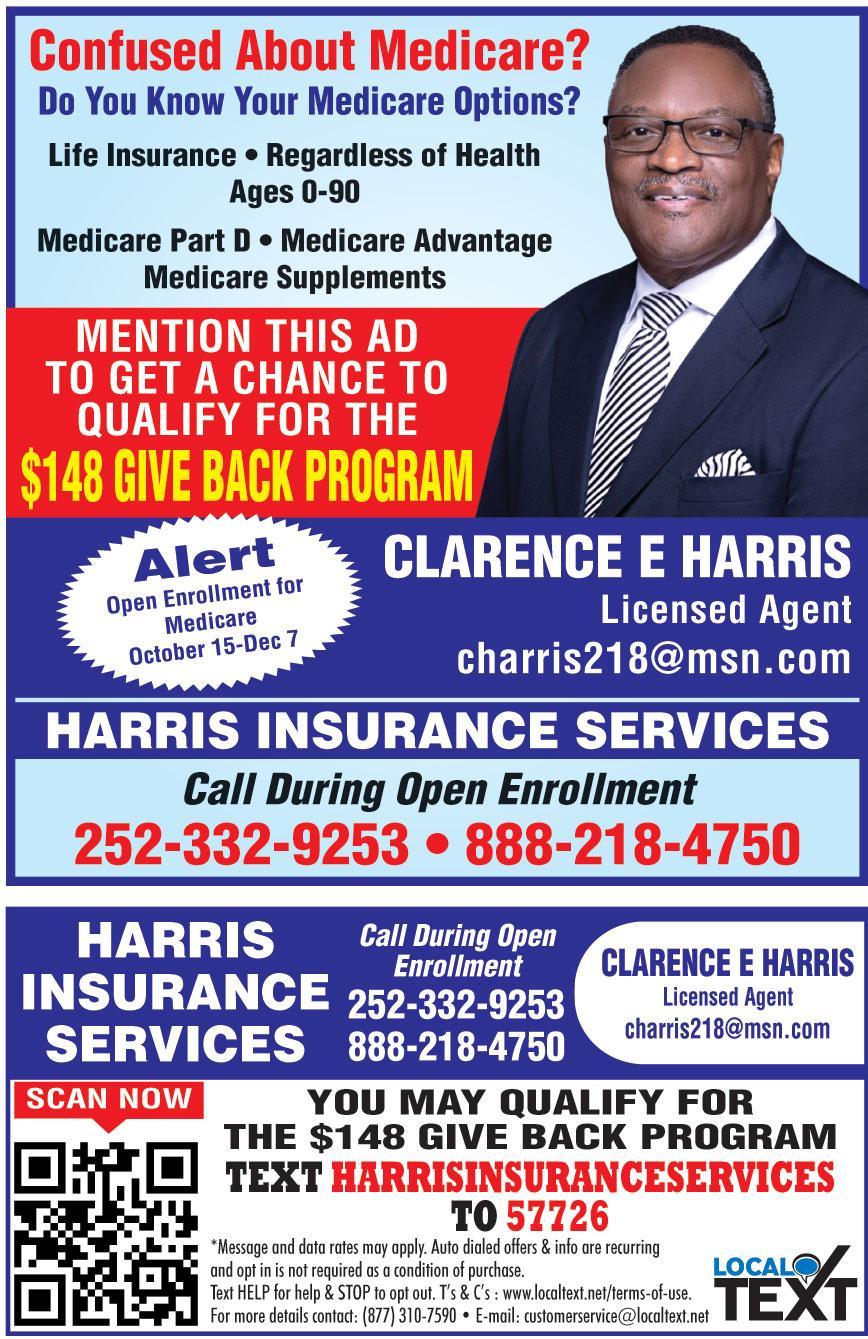 HARRIS INSURANCE SERVICES